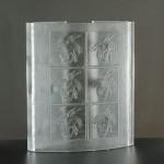Analogie X, réf. 090618 épreuve 1/1. 06/2009 dimensions 32,5x13x37 cm