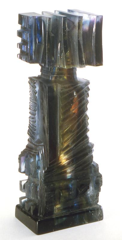 Arcane, Modèle de 1985 réf. 458AEL. 12/1988 dimensions 10x7x28 cm