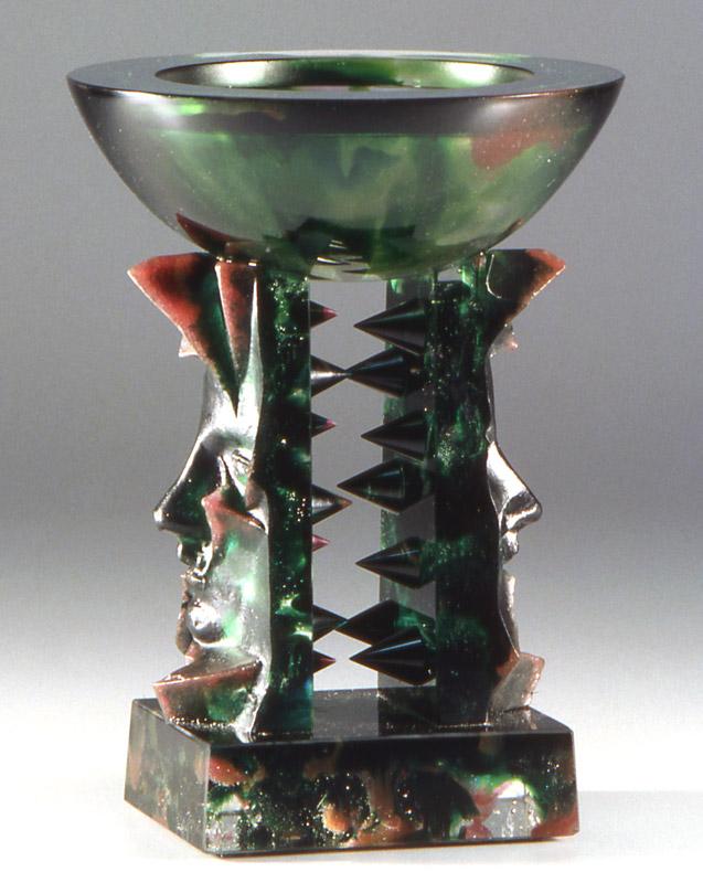 Coupe à fleur de peau II, Modèle de 1994 réf. 808AEL. 2/8. 05/1994 dimensions 18x18x23 cm
