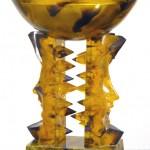 Coupe à fleur de peau II, Modèle de 1994 réf. 826AEL. 5/8. 05/1995 dimensions 18x18x23 cm