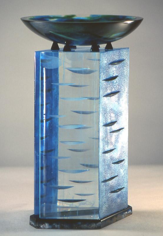 Coupe feedback VII, réf. 99/04. épreuve 1/1. 02/1999 dimensions 24,5x24,5x38,5 cm