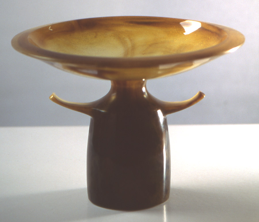 Coupe Palladio, Edition Pierre Bayle réf. 859AEL. épreuve 6/8. 09/1999 dimensions 25x25x18 cm Photo Frederic Jaulmes