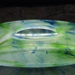 Coupe plate, réf. 030627. épreuve 1/1. 06/2003 dimensions 29,5x25x8,5 cm Photo Marc Wittmer