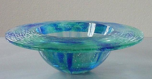 Coupe plate, réf. 00/25. épreuve 1/1. 05/2000 dimensions 28,x28,5x8,5 cm Photo Frederic Jaulmes