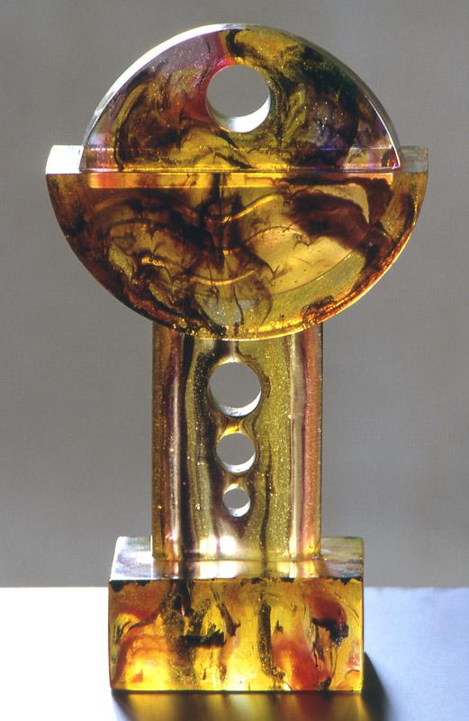 Demi-jour, Modèle de 1987 réf. 387AEL. 09/1987 dimensions 17,5x7,5x29 cm Photo Gilles de Chabaneix