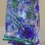 Empreinte V, Modèle de 1991 réf. 866AEL. EA3/4. 05/2000 dimensions 14x12x34 cm