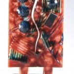 Empreinte VI, Modèle de 1991 réf. 682AEL. 1/8. 09/1991 dimensions 17x11x36 cm