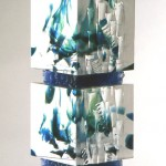Feedback I, réf. 97/03. épreuve 1/1. 03/1997 dimensions 20,5x14,5x67 cm