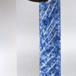Feedback III, réf. 97/07. épreuve 1/1. 08/1997 dimensions 30x10,5x120 cm