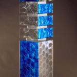 Feedback VIII, réf. 97/12. épreuve 1/1. 11/1997 dimensions 28x21x100 cm Photo Claude Basnier