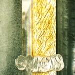 Feedback XV, réf. 98/07. épreuve 1/1. 06/1998 dimensions 21x17,5x122 cm