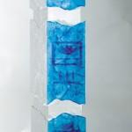 Feedback XXV, réf. 99/10. épreuve 1/1. 04/1999 dimensions 34x18x125 cm Photo Bertrand Dauleux