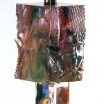 Flacon masque, Modèle de 1991 réf. 709AEL. 5/8. 01/1992 dimensions 12x12x44 cm