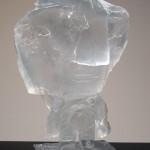 Gostinerie, Sculpture de Jean-Yves Gosti réf. 050604. épreuve EA1/4. 06/2005 dimensions 21x16x31 cm