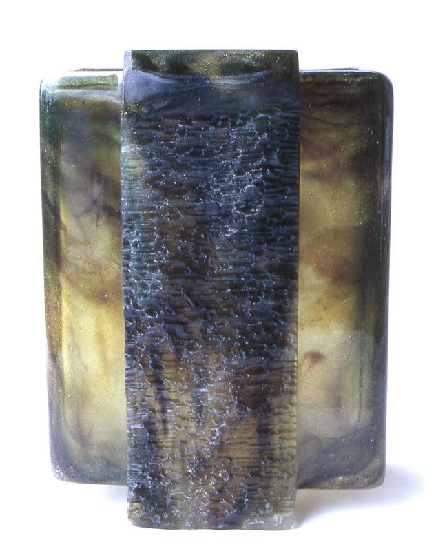 Grand vase, Modèle de 1982 réf. 147A. 09/1984 dimensions 19x11,5x26 cm