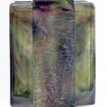 Grand vase, Modèle de 1982 réf. 217AEL. 05/1985 dimensions 19x11,5x26 cm