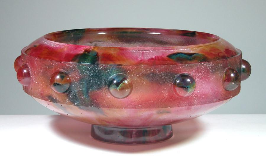 Grande coupe bracelet, réf. 041128. épreuve 1/1. 11/2004 dimensions 52x52x22 cm