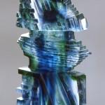 L'Initié, Modèle de 1985 réf. 301AEL. 09/1986 dimensions 13,5x8x26 cm Photo Gilles de Chabaneix
