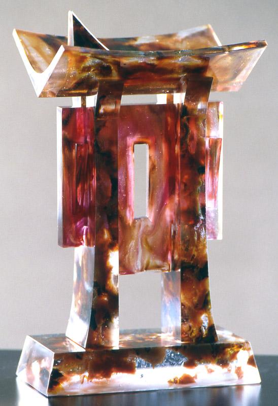 La meurtrière, Modèle de 1988 réf. 463AEL. 2/8. 05/1988 dimensions 23x19,5x38 cm Photo Gilles de Chabaneix