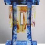 La meurtrière, Modèle de 1988 réf. 513AEL. 5/8. 09/1989 dimensions 23x19,5x38 cm