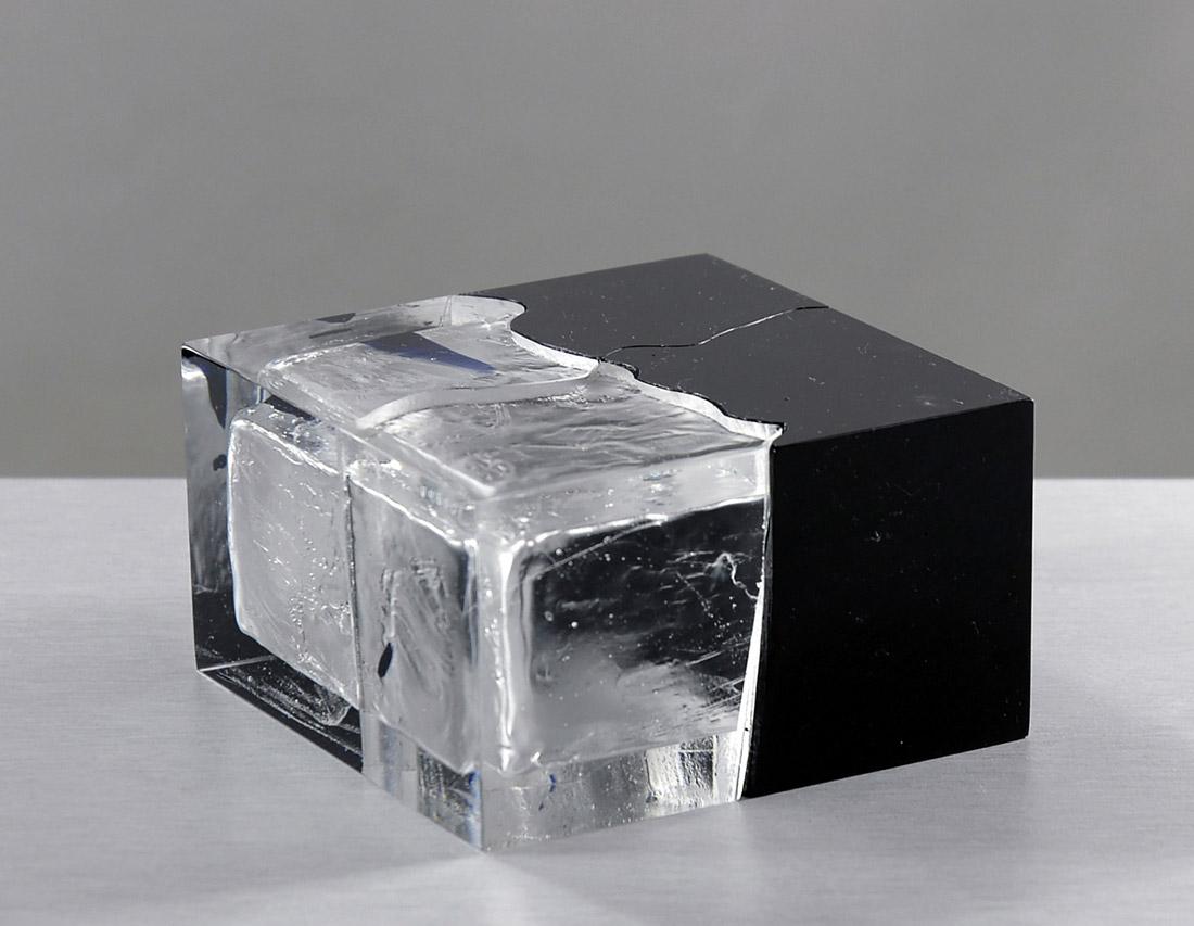 Pièces détachées VIII, réf. 100308. épreuve 1/1. 03/2010 dimensions 12x12x7 cm