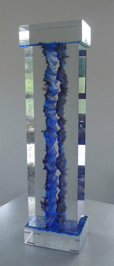 Pièces détachées XIII, réf. 110616. épreuve 1/1. 06/2011 dimensions 29x22x107 cm