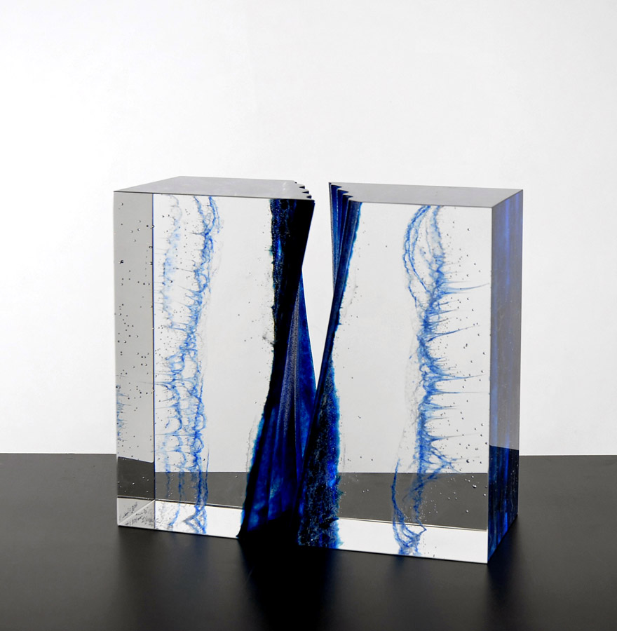 Pièces détachées XXIV, réf. 130208. épreuve 1/1. 02/2013 dimensions 26x13x25 cm
