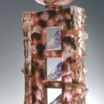 Triade III, réf. 996/03. épreuve 1/1. 03/1996 dimensions 24x18x45,5 cm