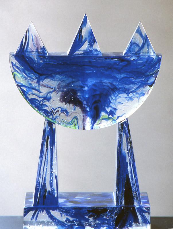 Trident, Modèle de 1986 réf. 322AEL. 11/1986 dimensions 20x13x32 cm