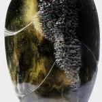 Vase Cobra, Modèle de 1983 réf. 108A. 04/1984 dimensions 14x6x22,5cm