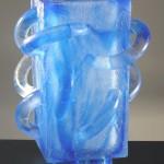 Vase Gorgone, réf. 060506. épreuve 1/1. 05/2006 dimensions 23x22x30,5 cm