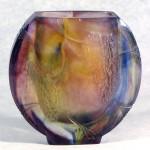 Vase N°11, Modèle de 1983 réf. 209AEL. 05/1985 dimensions 16,5x6x15 cm