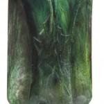 Vase N°13, Modèle de 1984 réf. 148A. 09/1984 dimensions 13,5x7x25 cm