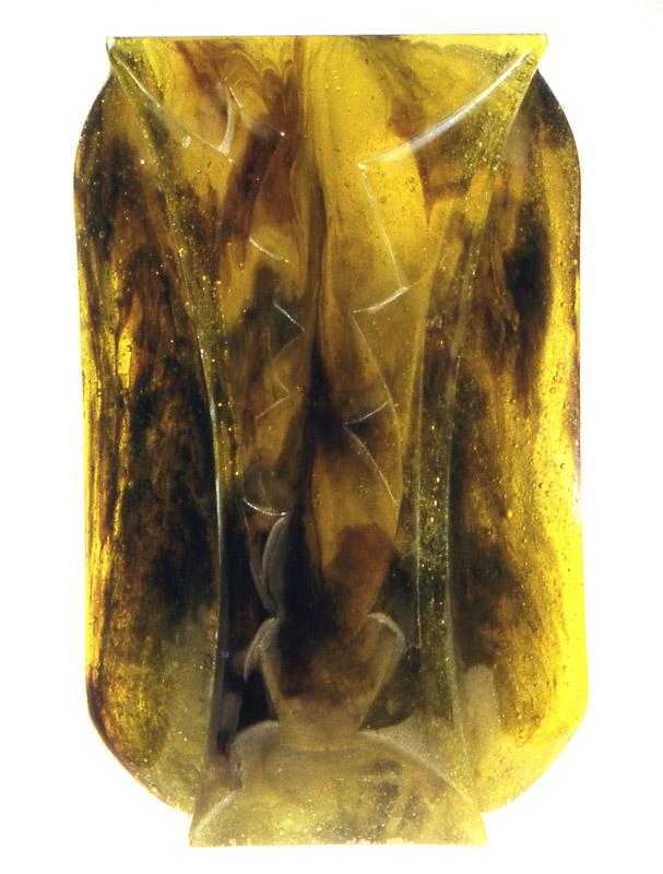 Vase N°13, Modèle de 1984 réf. 161A. 09/1984 dimensions 13,5x7x25 cm
