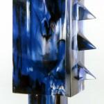 Vase N°38, Modèle de 1990 réf. 625AEL. 5/8. 02/1991 dimensions 9x7x19 cm