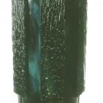 Vase six pans, Modèle de 1982 réf. 027A. 0/1983 dimensions 14,5x14,5x24,5 cm